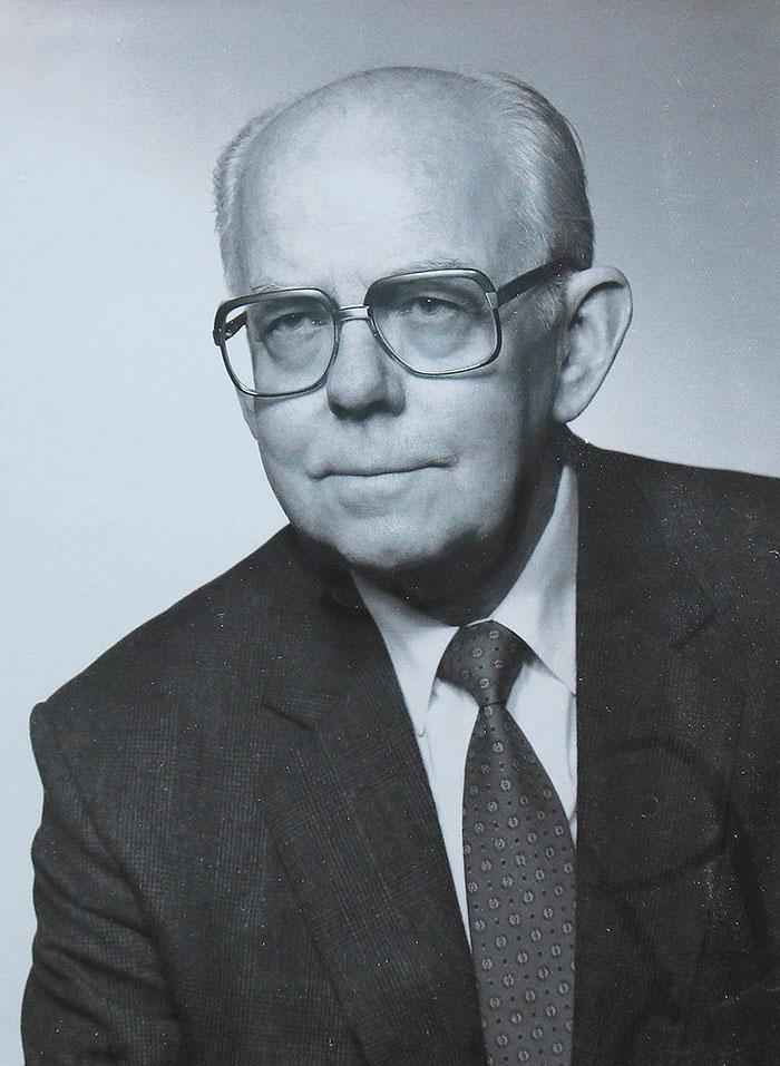 Uwe Nannsen (S) var borgmester i Gråsten Kommune fra 1982-90.