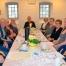 Røde Kors i Broager valgte ny formand på generalforsamlingen. Foto Tove Hansen