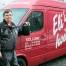 Eli Hjort-Pedersen har siden 1987 drevet Eli's Hvidevarer i Kollund. Foto Søren Gülck