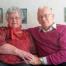 Aase og Aage drev i mange en gård i Vesterbæk. På torsdag har de været gift i 60 år. Foto Ditte Vennits Nielsen