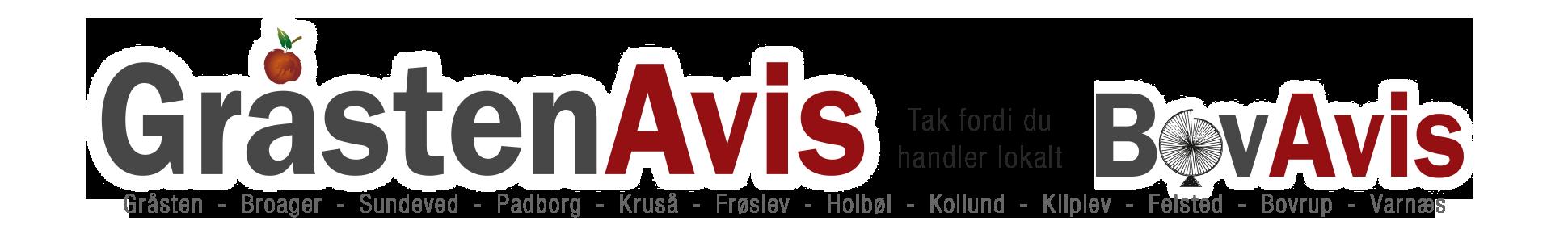 Gråsten Avis Retina Logo