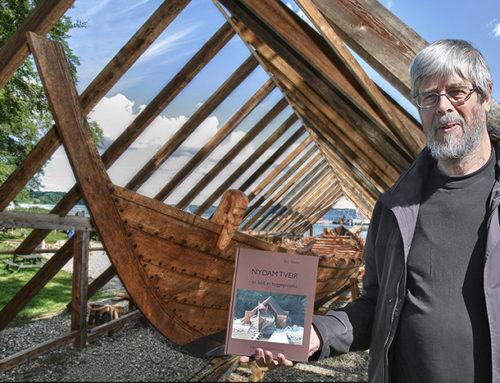 Historisk bog om Nydambåden