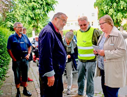 Ældre Sagen i Broager sætter fokus på vejbelægning