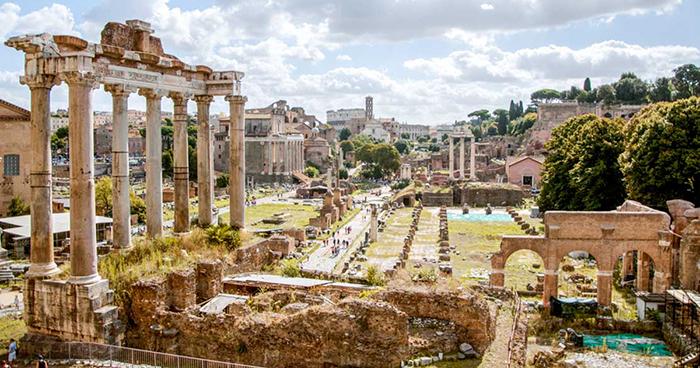 Rom - den evige stad