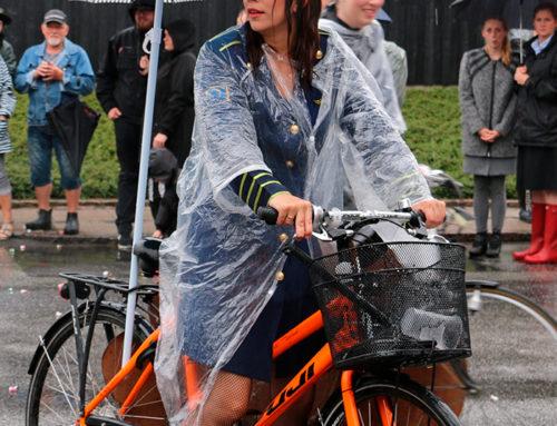 Regnvejr påvirkede besøgstal i Broager
