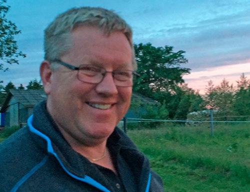 Mogens Jensen, Kliplev fylder 50 år