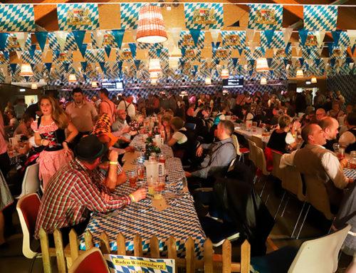 Oktoberfest trak 672 glade gæster