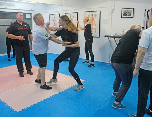 Nyt motions- og kampkunstcenter i Padborg