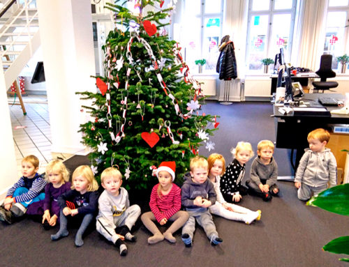 Julehygge i Sydbank