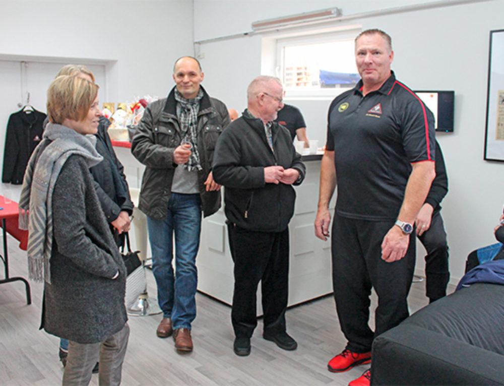 Stor interesse for nyt træningscenter