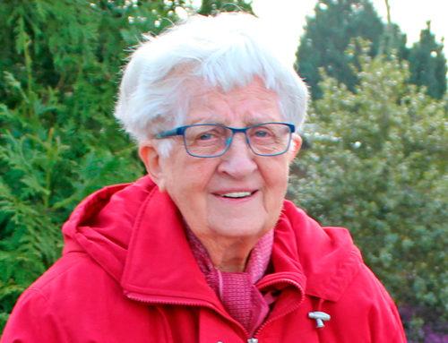 Christa Hansen fylder 90 år