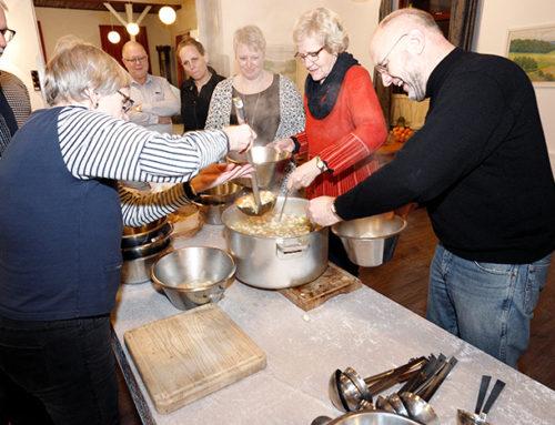 Fællesspisning bringer folk sammen