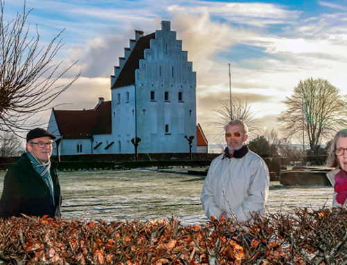 Lokal modstand mod nyt sognehus i Rinkenæs