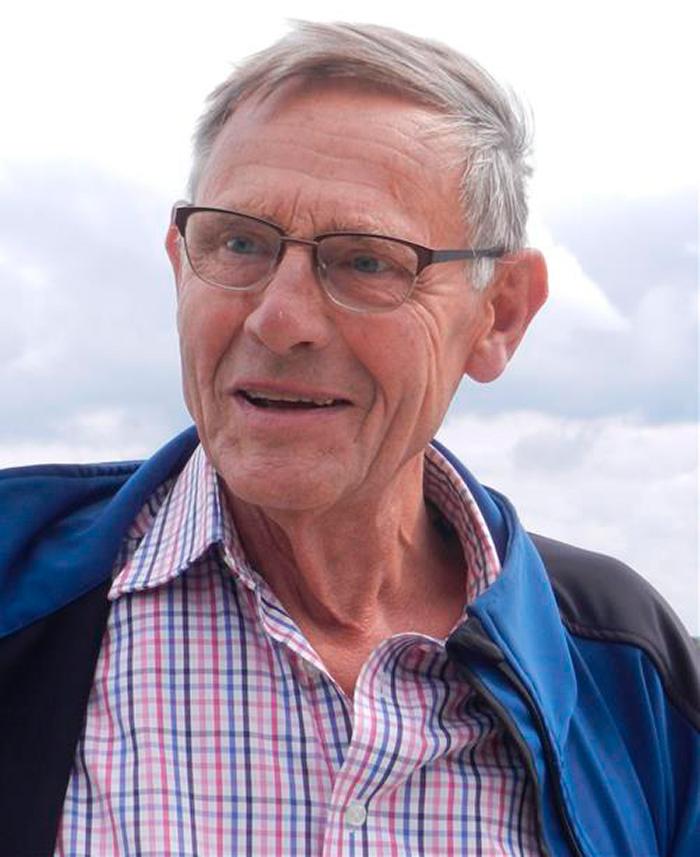 Fhv. overlæge Andreas Johannsen holder foredrag på Frøslev Kro.