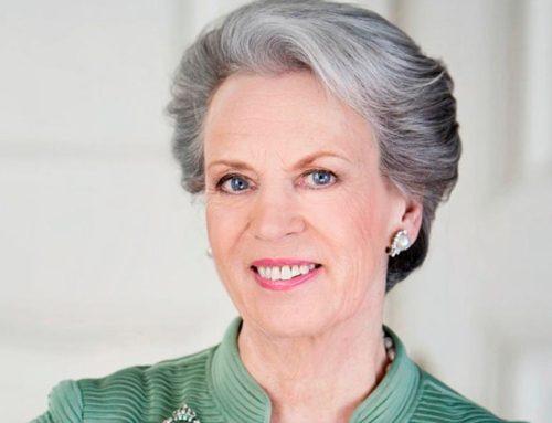 Prinsesse Benedikte fejrer Egernsundbroen