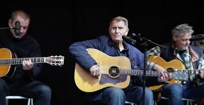 Rock Nalle Trio i Gråsten