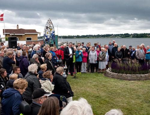 Nyt kulturelt mindesmærke til Egernsund