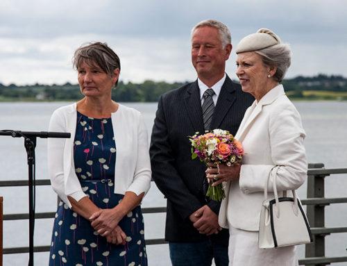 Prinsesse Benedikte kastede glans over brofest