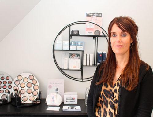 Kosmetolog med stor succes