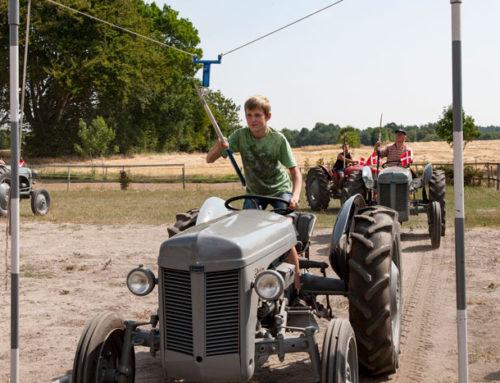Traktorrytterne fra Holbøl