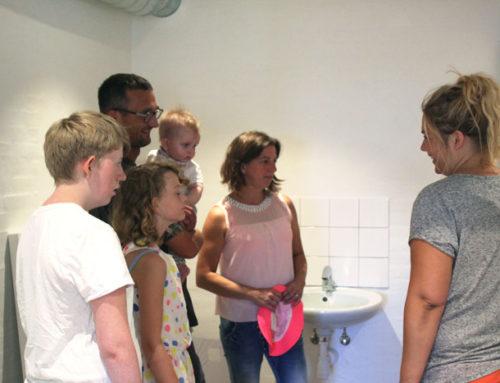 Børnehuset Evigglad starter op med 17 børn