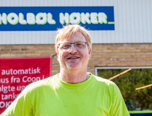 Ny købmand skaber optimisme i landsbyen Holbøl