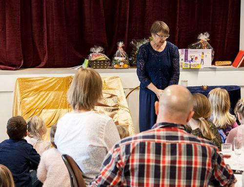 50 år med tysk børnehave i Vilsbæk