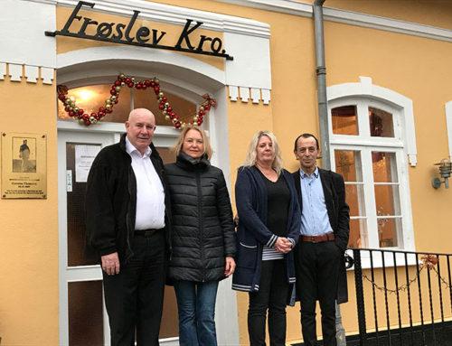 Frøslev Kro får ny forpagter