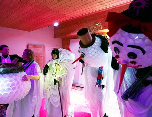Skelde fejrede Hellig Tre Konger