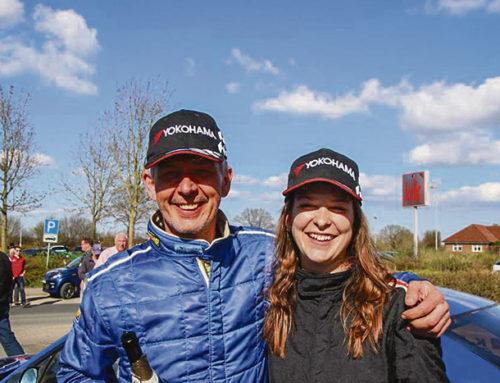 Kim Boisen nomineret til Dansk Motorsport Award