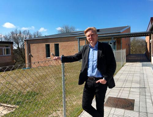 Fjordskolen står klar til indflytning i august