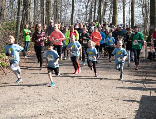 125 løbere til Slotsøløbet