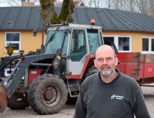 Uwe's Haveservice i Holbøl blomstrer