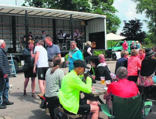 Sundax arrangerer cykel Tour
