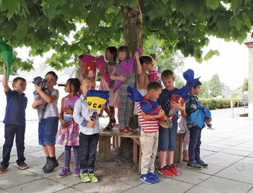 14 elever starter i 0. klasse på tysk skole