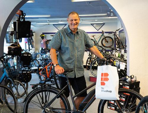 Sæsonen for cykelsalg går snart i gang