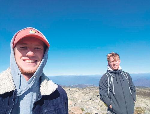 Fra frihed i Australien til karantæne i Rinkenæs