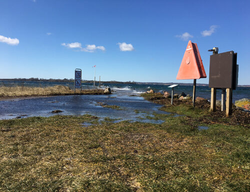 Stormvejr på Broagerland