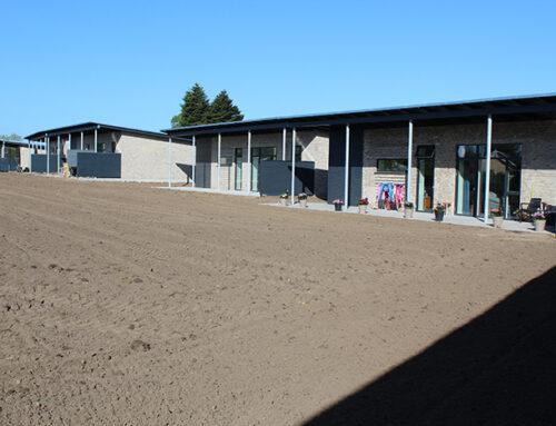 Nye boliger til børnefamilier i Kruså