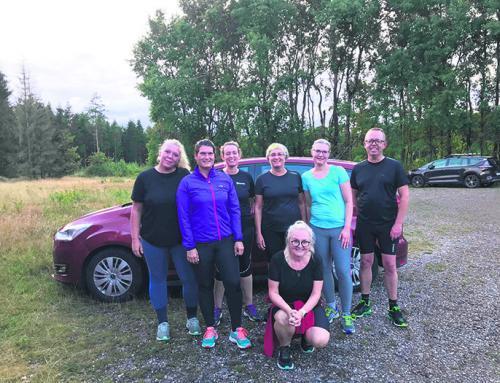 Nye løbere hos Bov IF Løb og Motion