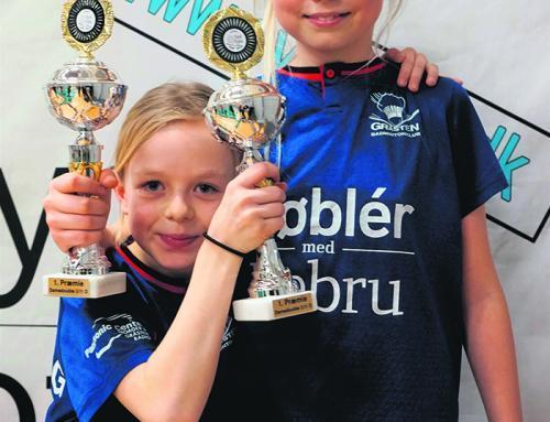 Gråsten Badmintonklub fylder 75 år