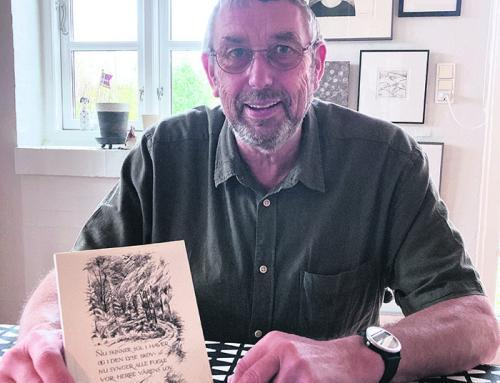 Lokalhistorisk Forening udgiver bog
