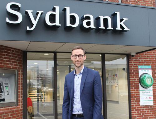 Ny filialchef i Sydbank i Padborg
