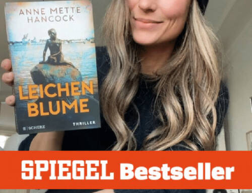 Anne Mette Hancock på tysk bestsellerliste