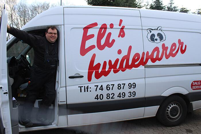 Elis Hvidevarer Norman Rudbeck