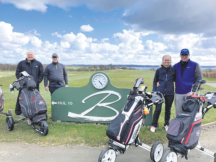 Golfens dag på Benniksgaard