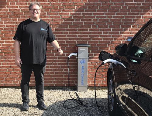 Oplad bilen nemt i Padborg