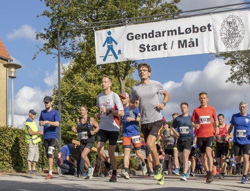 470 løbere løb med i GendarmLøbet
