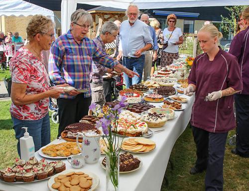 Dalsmark Plejehjem fejrede 50-års jubilæum